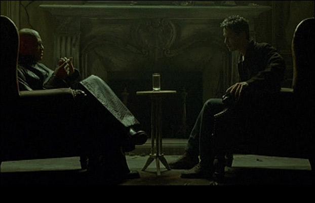 The Philosophy of The Matrix